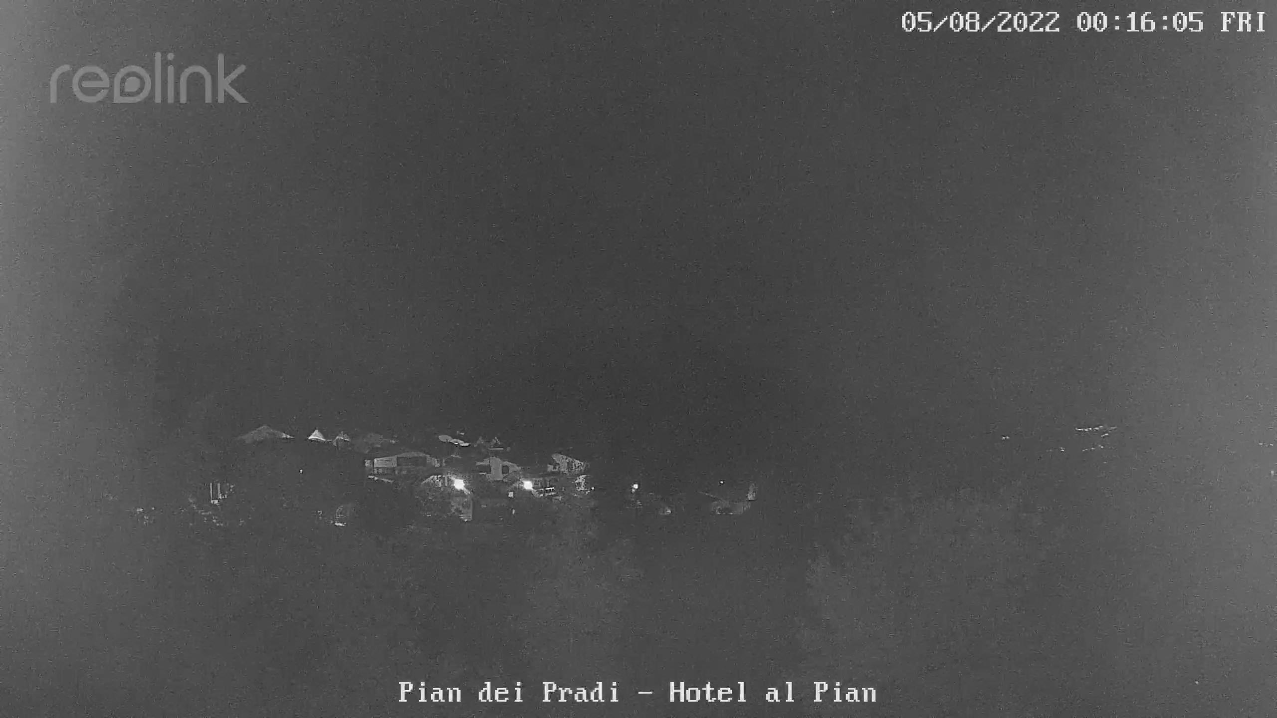 Webcam Vattaro TN Pian dei Pradi - meteoalpian